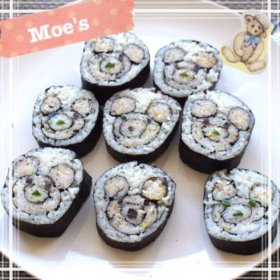 飾り巻き寿司,ウサギ
