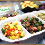 3 kinds healthy Salad