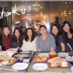 Kaoriサンを囲む会-1 Oct 2014