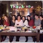 Kaoriサンを囲む会-2 Oct 2014