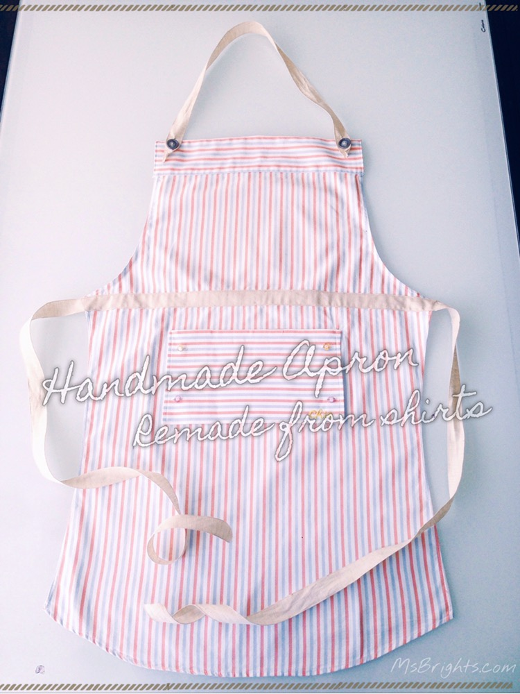 Handmade Apron For Chie-1