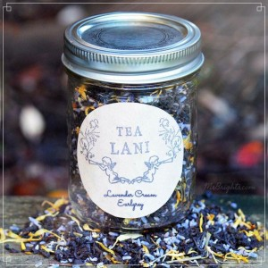 Lavender Cream Earlgrey-jar