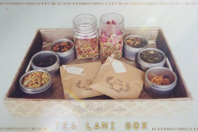 Tea Lani Box